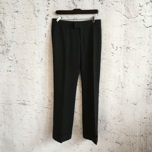 GAP GREY STRETCH TROUSERS 8